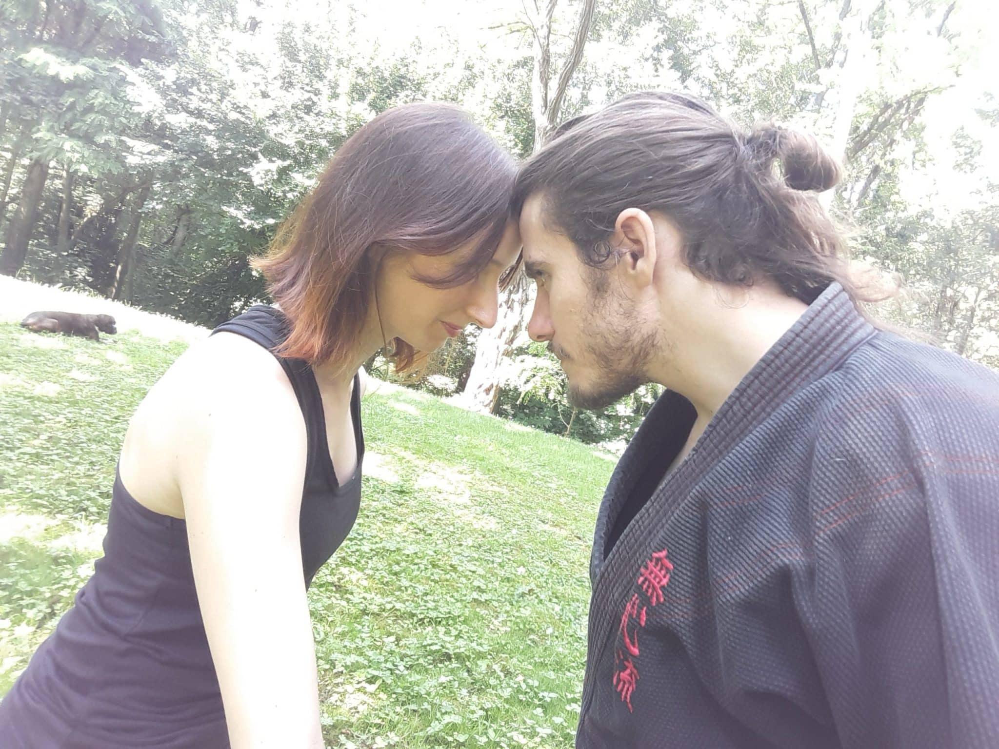 Podcast Corps et Esprit Martial